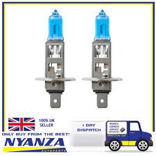 Ring H1 Sportz Blue White Xenon Look 12v 80w Car Upgrade Halogen Headlight Bulbs