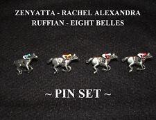 YOU CHOOSE 4 KENTUCKY DERBY PREAKNESS BELMONT STAKES HORSE RACING JOCKEY PINS