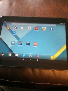 Google Nexus 10 tablet. Beautiful condition