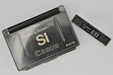 Canon SI Focusing Screen for New F-1 ........ MINT
