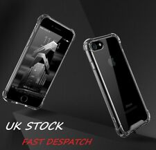 Case For iPhone 7 / 8 360 Degree Airbag Drop Proof Soft Cover Protect HARD BACK