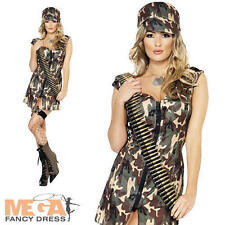 Military Uniform Fancy Dresses