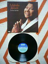 Mahalia Jackson I've Done My Work Vinyl UK 1983 CBS / Word Folk Blues LP EXC