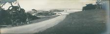 USA, Monterey Loop(California) Vintage silver print. Panoramic View. Vue panoram