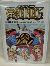 One Piece Season 9, voyage 4, ep.553-563 (NEW still in plastic) (Shonen Jump)DVD