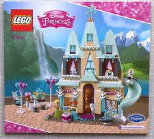 Lego Original Bauanleitung für Disney Arendelle Castle Celebration 41068 Neu
