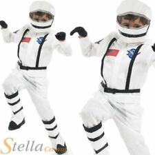 Disfraces de niño de poliéster de Astronautas