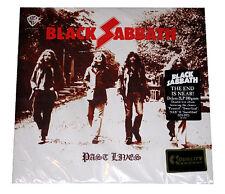 "BLACK SABBATH - PAST LIVES - 2X 12"" VINYL LP - DELUXE, 180 GRAM - RHINO-VINYL"