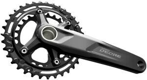 Shimano Deore FC-M4100-B2 bicycle Mtb bike Crankset 2x10-speed Crankset