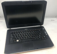 Dell Latitude E5420 Laptop i5-2520M, 2.50GHz No RAM / No HDD / No OS - For Parts