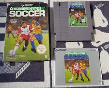 Nintendo Nes Spiel mit OVP Konami Hyper Soccer