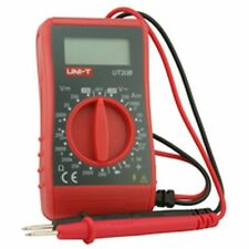 Uni-T Budget Pocket Digital LCD Multimeter VoltMeter