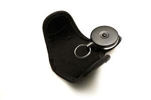 KEY-BAK KEY SILENCER with 90cm REEL.MADE WITH KEVLAR CORD. KEEPS KEYS PROTECTED.