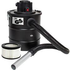 Aspirateur de à cendres 20L moteur motorisé 1200w et filtre cheminée BBQ poêles