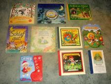 10x sehr schöne Kinder-Bücher / Erzählungen / Geschichten für Kleinkinder
