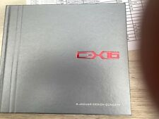 Brochure Jaguar cx 16 hc  24x 21/ met media cd rom ( 103)