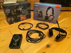 Astro A30 Gaming Headset - Full set with original box - Well used but works fine