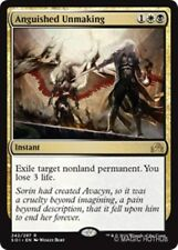 ANGUISHED UNMAKING Shadows over Innistrad MTG Gold Instant Rare