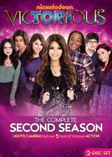 NEW - Victorious: Season 2