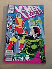 X-Men Classic 75 . MMarvel 1992 . VF - minus