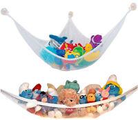 Large JUMBO Deluxe Pet Organize Corner Stuffed Animals Toys Toy Hammock Net Hot
