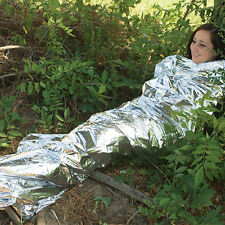 Emergency Survival Space Foil Blanket / Shelter - New