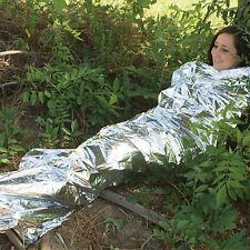 Emergency Survival Space Foil Blanket / Shelter - New