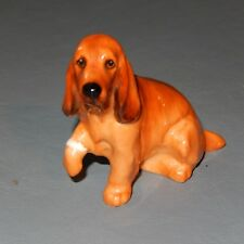 Royal Doulton Injured Cocker Spaniel K9 Porcelain Dog Figurine Paw Up Miniature