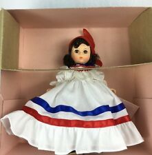 "Madame Alexander Dominican Republic 8"" Doll 544 International Collection"