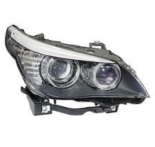 Hella Passenger Right Halogen Headlight Assembly 009449061 For BMW E60 E61 528i