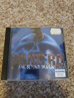 Pantera - Far Beyond Driven CD Album 1994 Atlantic Recording