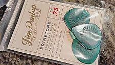 Dunlop Animals As Leaders Primetone, Green Guitar Picks .73 mm 3 Pack