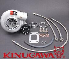 """Kinugawa Billet Turbocharger 3"""" TD05H-18G Nissan TD42 GR GQ w/ 6cm T3 Fast Spool"""