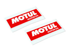 MOTUL MOTOR OILClassic Retro Car Motorcycle Decals Stickers