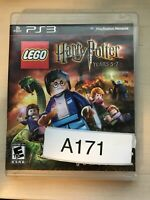 LEGO Harry Potter: Years 5-7 (Sony PlayStation 3, 2011) Complete.Tested.