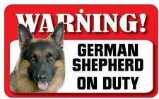 German Shepherd Dog Pet Sign Fun Signs Housewarming Gifts Collectables Ds032