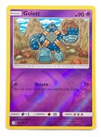 Cosmic Eclipse Set - NM 2019 Golett 89//236 Common Pokemon Card