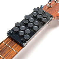 Compact lightweight and folds down small GS200B Hercules EZPack Guitar Stand