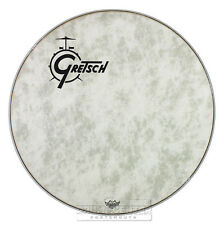 Gretsch Bass Drum Head Fiberskyn 18 With Offset Logo