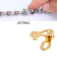 2x cadena de bicicleta Master Link empalme conector 11 velocidad Quick Clip.