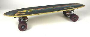 Vintage Old Hobie Skateboard - Hustler