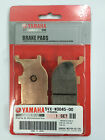 GENUINE YAMAHA BRAKE PADS FZ6 XJ6 MT03 5VX-W0045-00