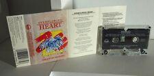 OVERFLOWING HEART Joy of Sharing cassette tape Radio Bible Class 1988