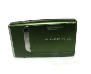 Fujifilm Finepix Z10 FD Green 3X Zoom 7.2 MP Digital Camera