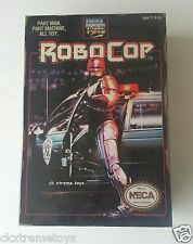 NECA Robocop Spring Loaded Auto-9 Pistol Figure Classic NES 1989 Video Game