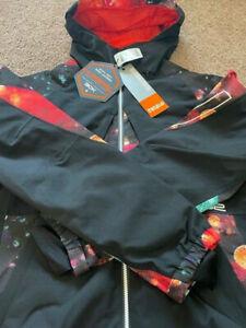 ThirtyTwo TM-3 Jacket Size Large New Black/Print