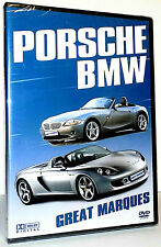 Great Marques: Porsche & BMW  DVD All Regions - Same Day Dispatch - New