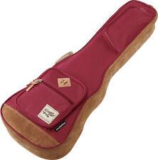 IBANEZ IUBT541 WR Gig Bag for Tenor Ukulele Wine Red