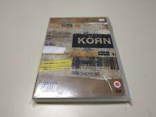 0220- KORN GENERO NU METAL DVD NUEVO REPRECINTADO LIQUIDACIÓN!!