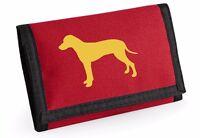 Rhodesian Ridgeback Wallet Purse Rip-Stop Birthday Gift Mothers Day Gift